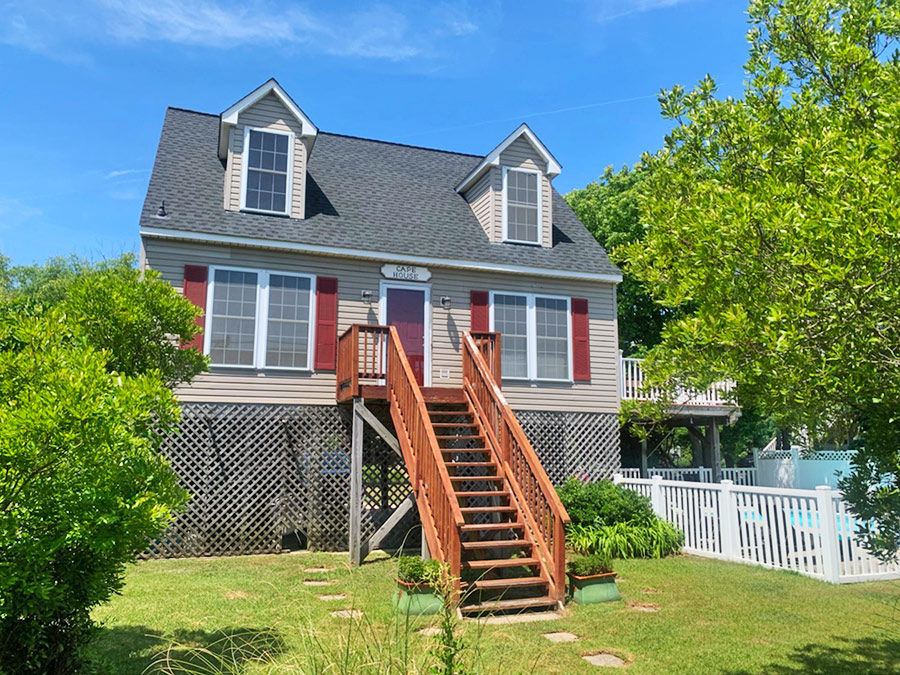 Improved Price! 2928 Little Island Road – The Cape House
