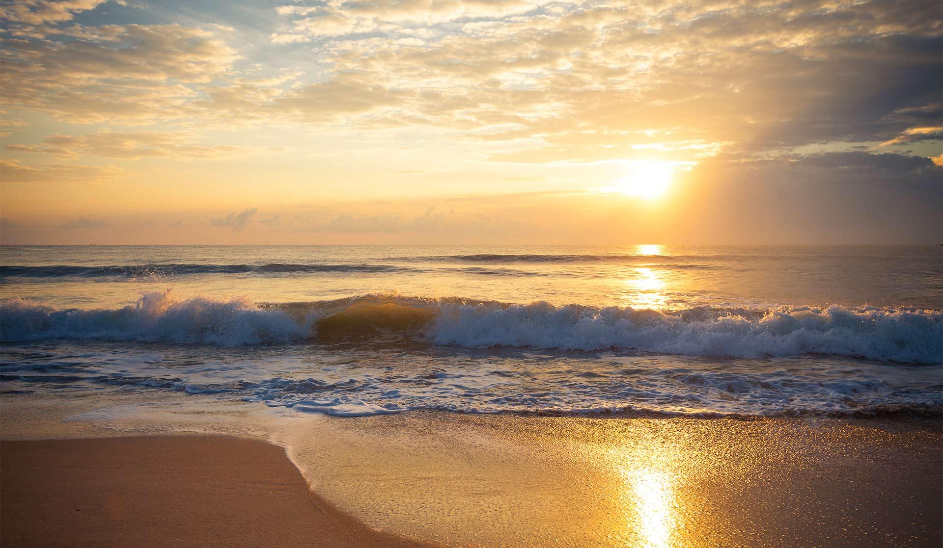 Sunrise in Sandbridge - Sandbridge Life