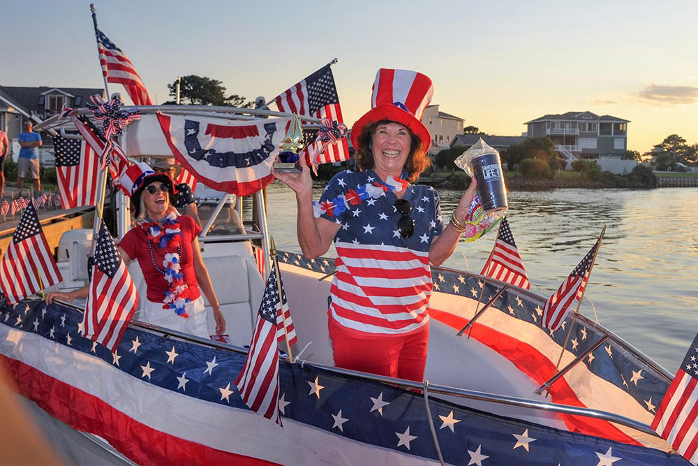 2021 4th of July Boat Parade Winners and Highlights