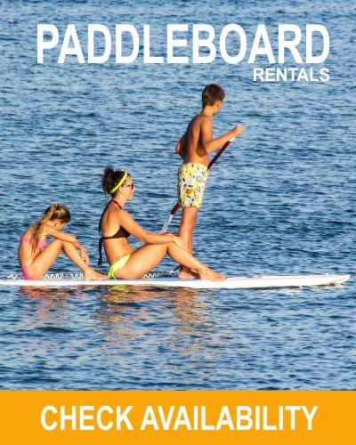 Paddle Board Rentals Destin Florida
