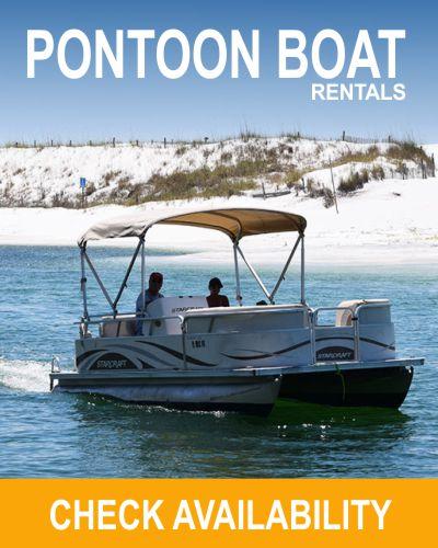 Pontoon Boat Destin Florida