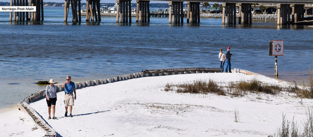 Destin's Norriego Point Gets a Make-Over!