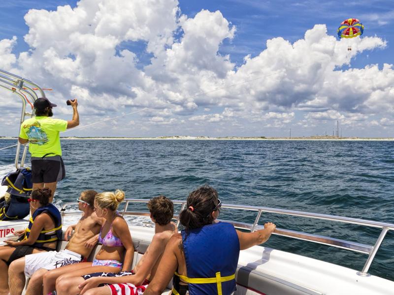 Parasailing Destin Florida