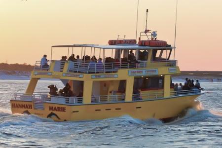 Dolphin Cruise Destin Florida