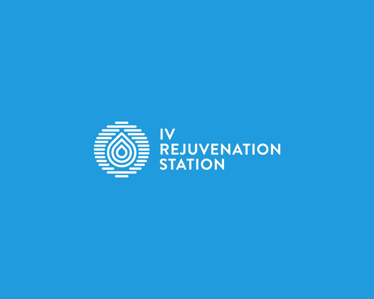 IV Rejuvenation Station Logo