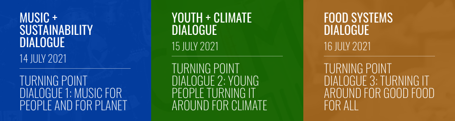 Play:fair Turning Point Dialogues, 14–16 July