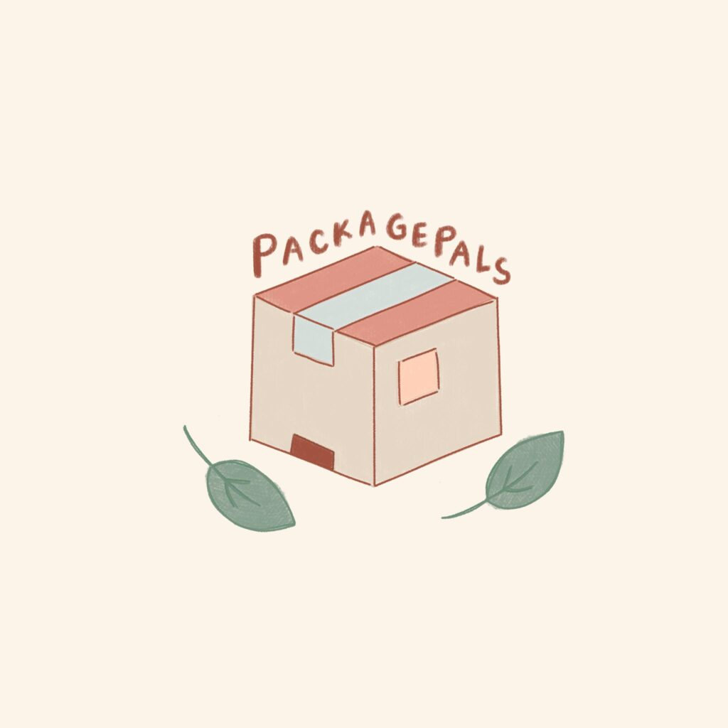 Package Pals Logo