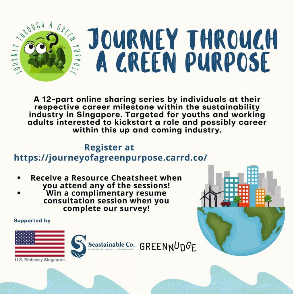 Green Nudge Webinar Series (image : Green Nudge)