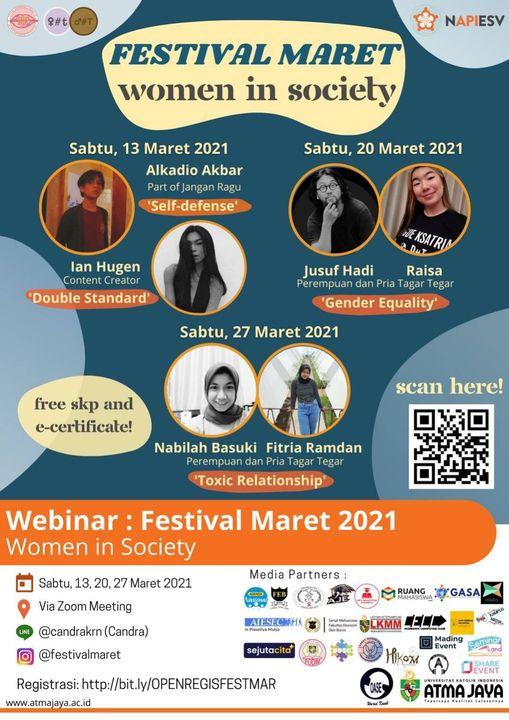 Festival Maret 2021