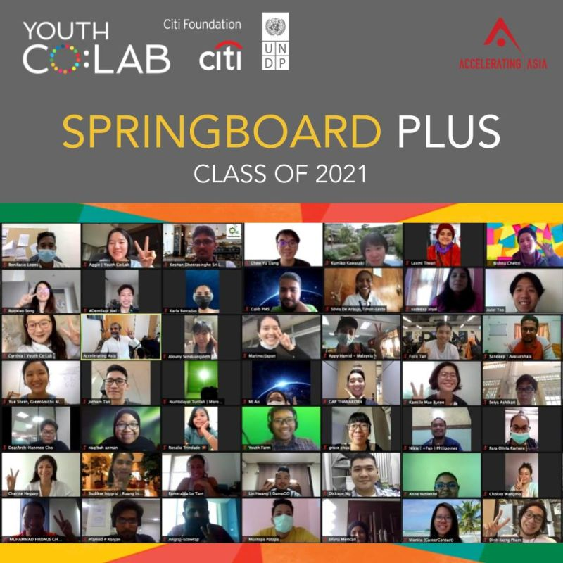 Youth Co:Lab Springboard Programme   ChangeMakr Asia