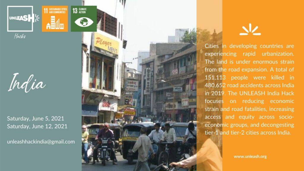 UNLEASH Hack India