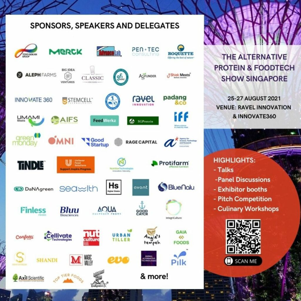 The Alternative Protein & FoodTech Show 2021 Event
