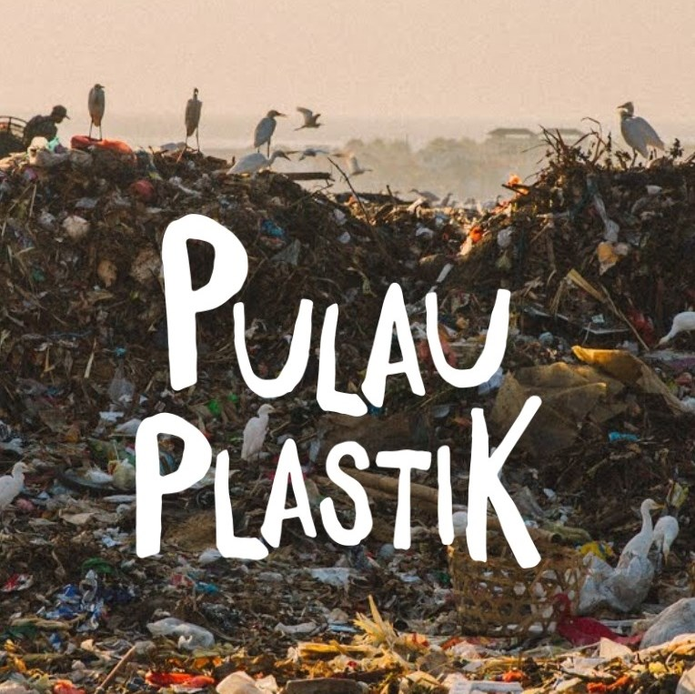 Pulau Plastik Logo