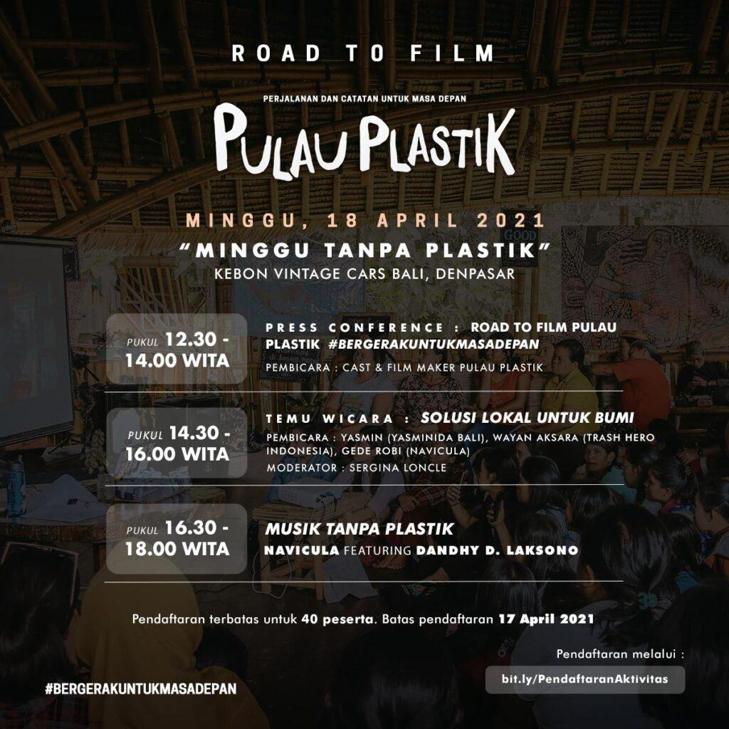 Road To Film Pulau Plastik