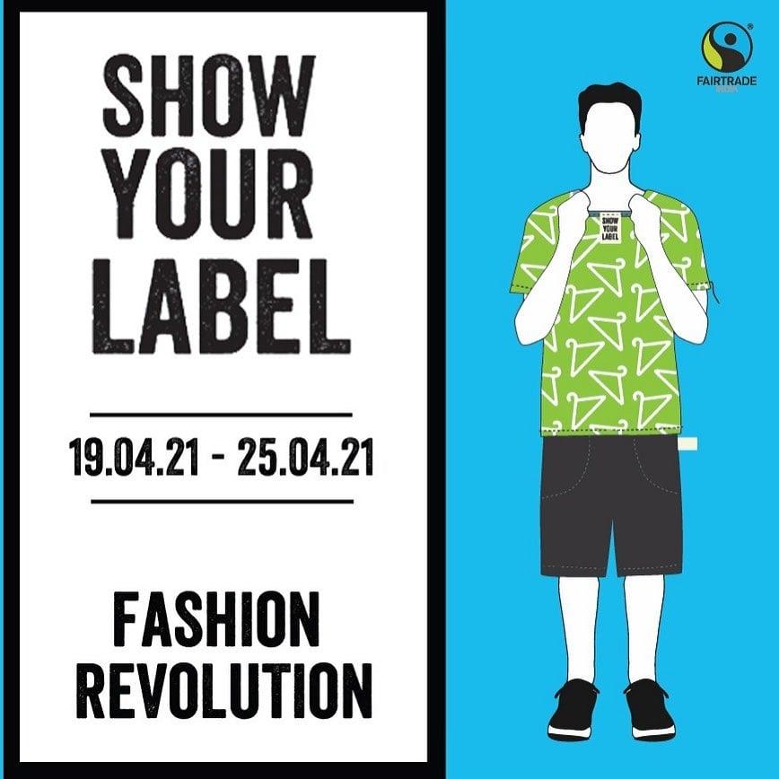 show your label fashion revolution