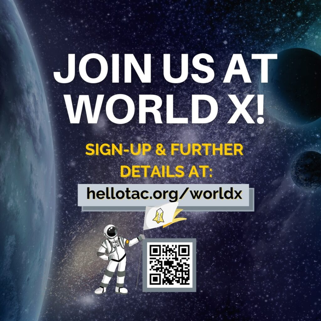 World X By The Astronauts Collective