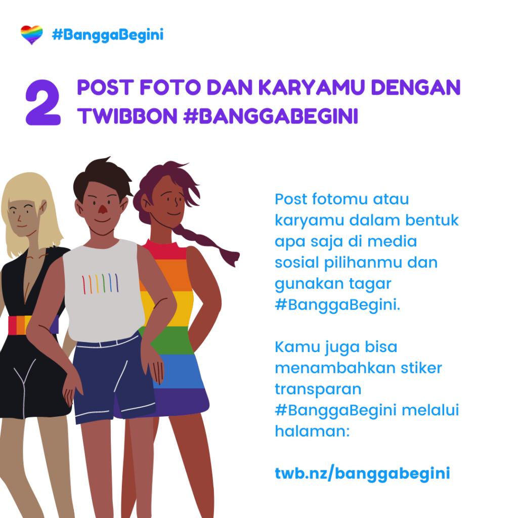 #banggabegini campaign 2