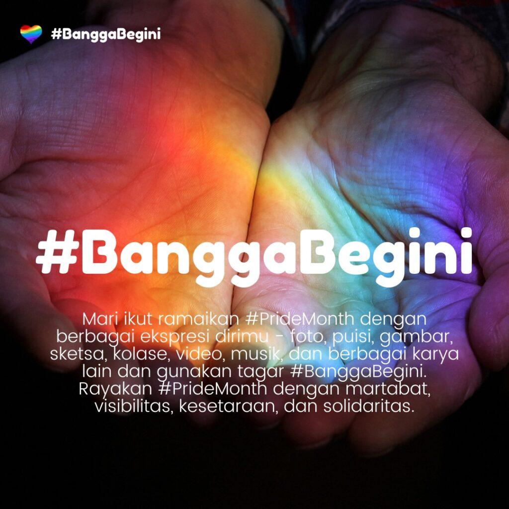 #banggabegini poster