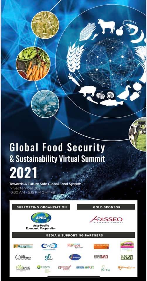 Global Food Security & Sustainability Summit 2021