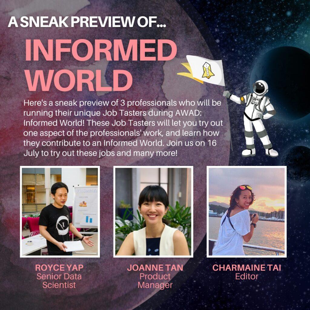 World X - Informed World