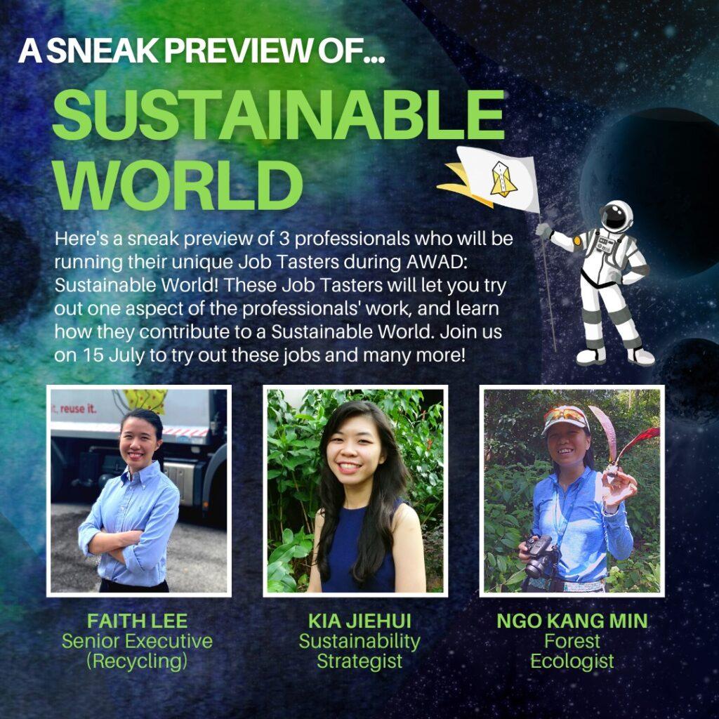 World X - Sustainable World