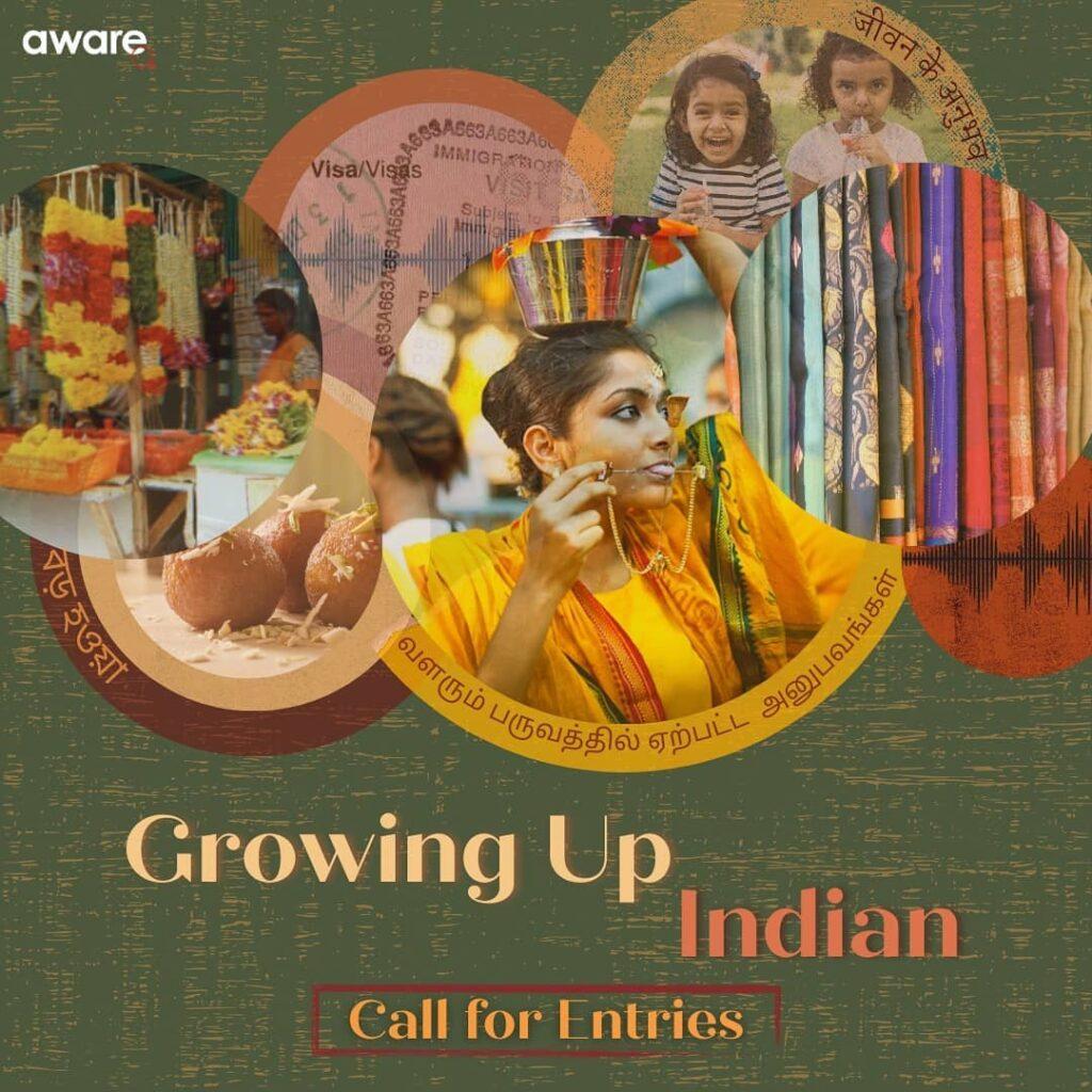 AWARE Sg Growing Up Indian