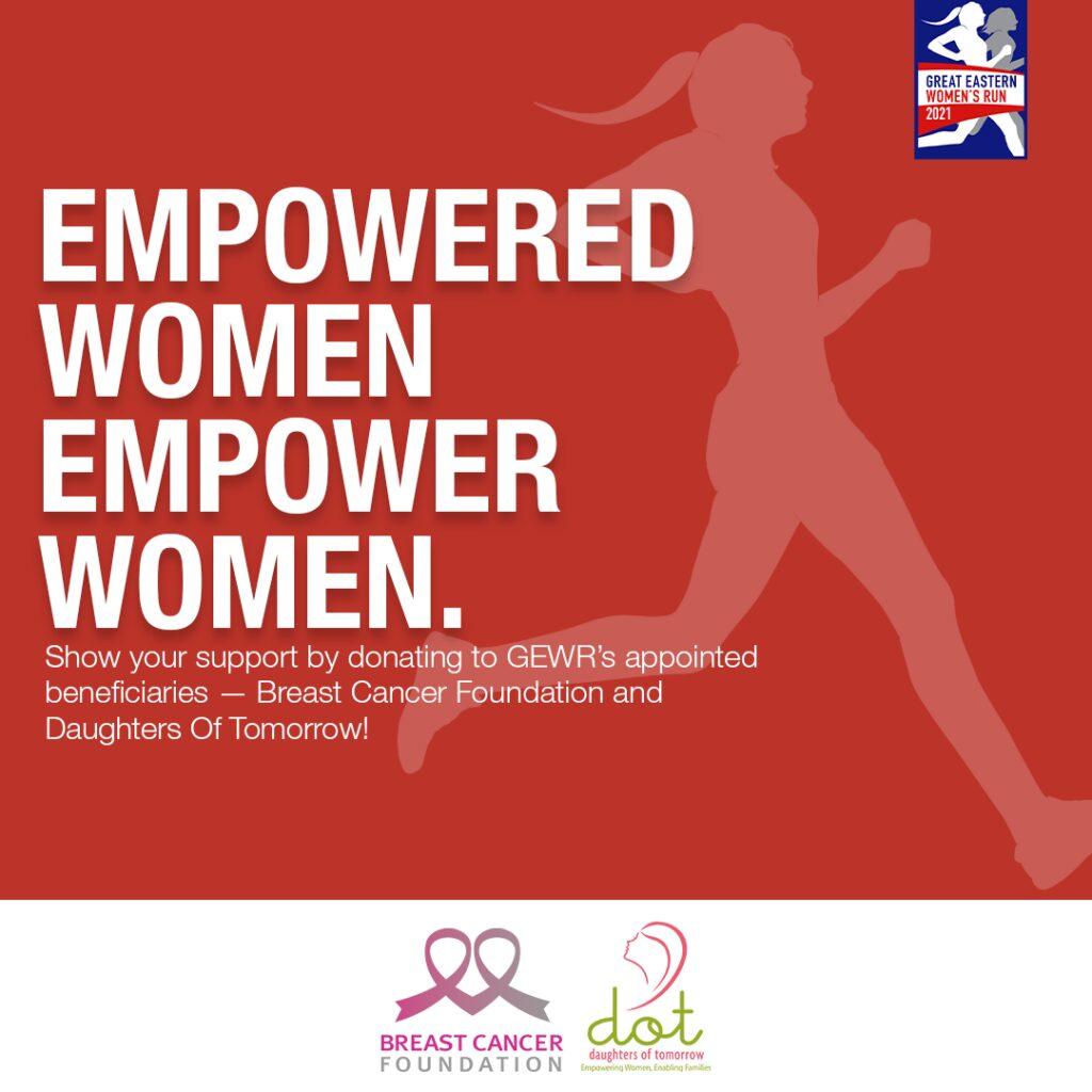 Great Eastern Women's Run 2021