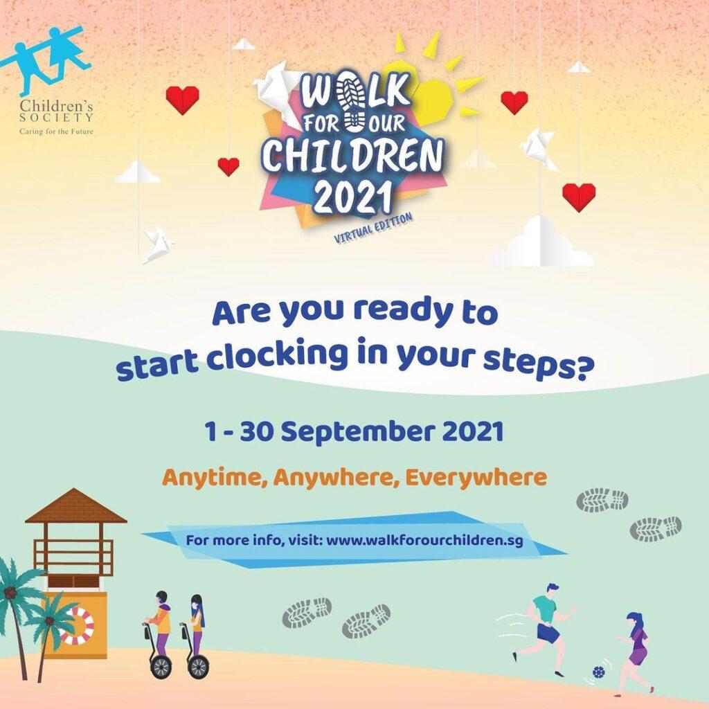 Walk for Our Children 2021