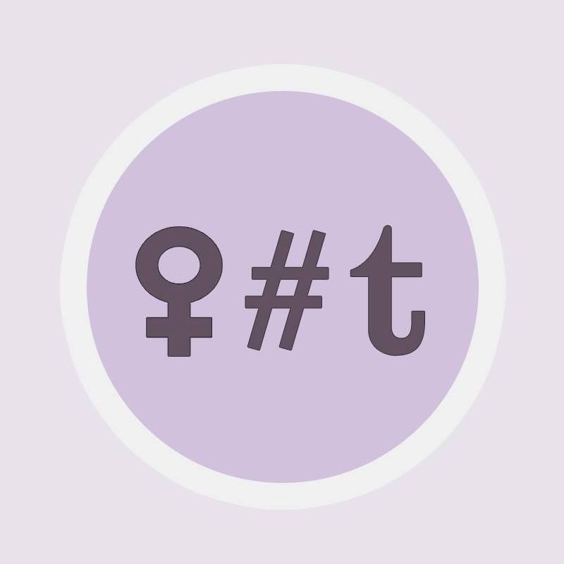 Perempuan tagar tegar logo