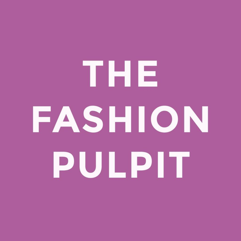 The Fashion Pulpit Logo
