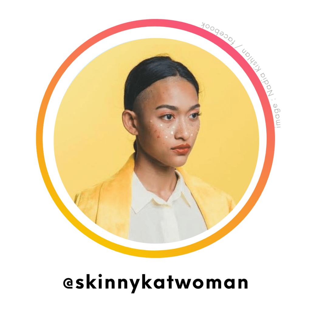 Nadia Kishlan | ChangeMAkr Asia