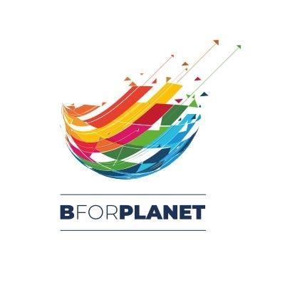 B For Planet logo