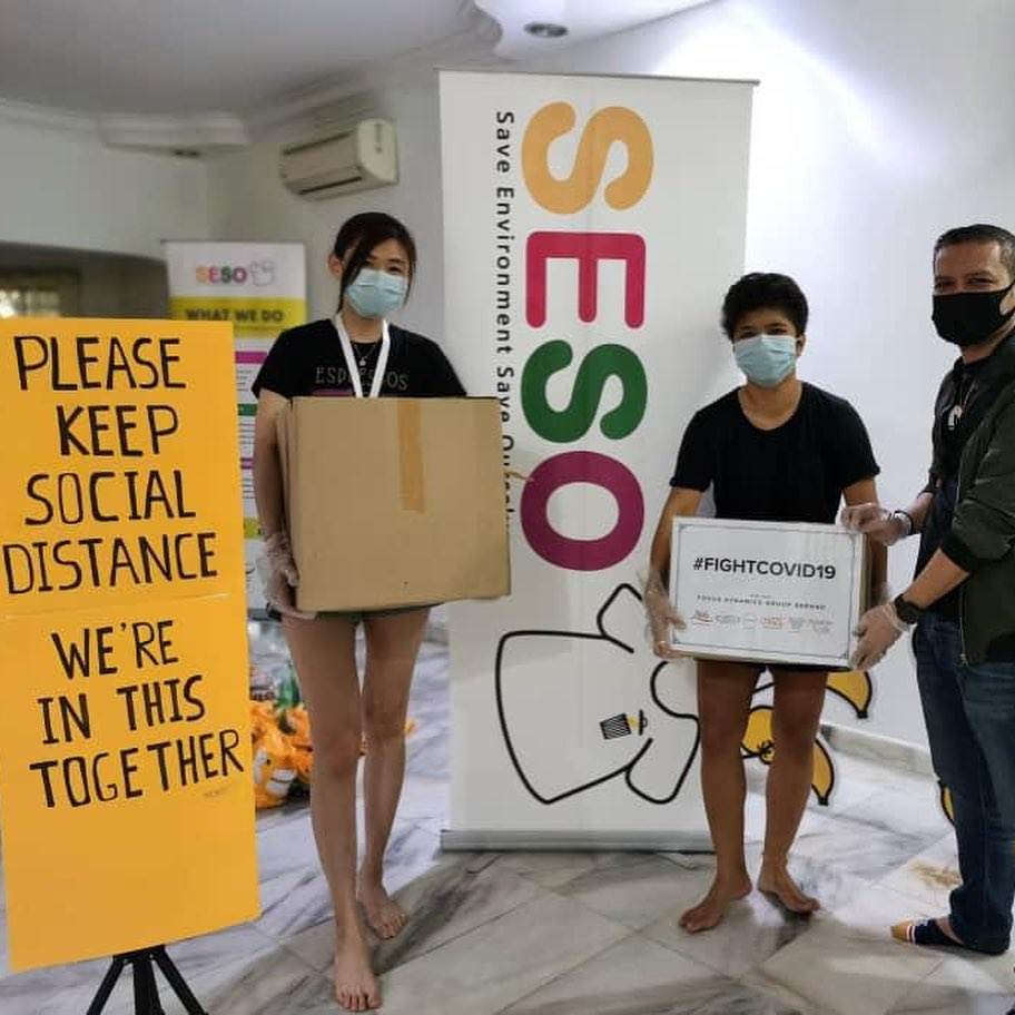 SESO Malaysia - reducing food waste & food poverty