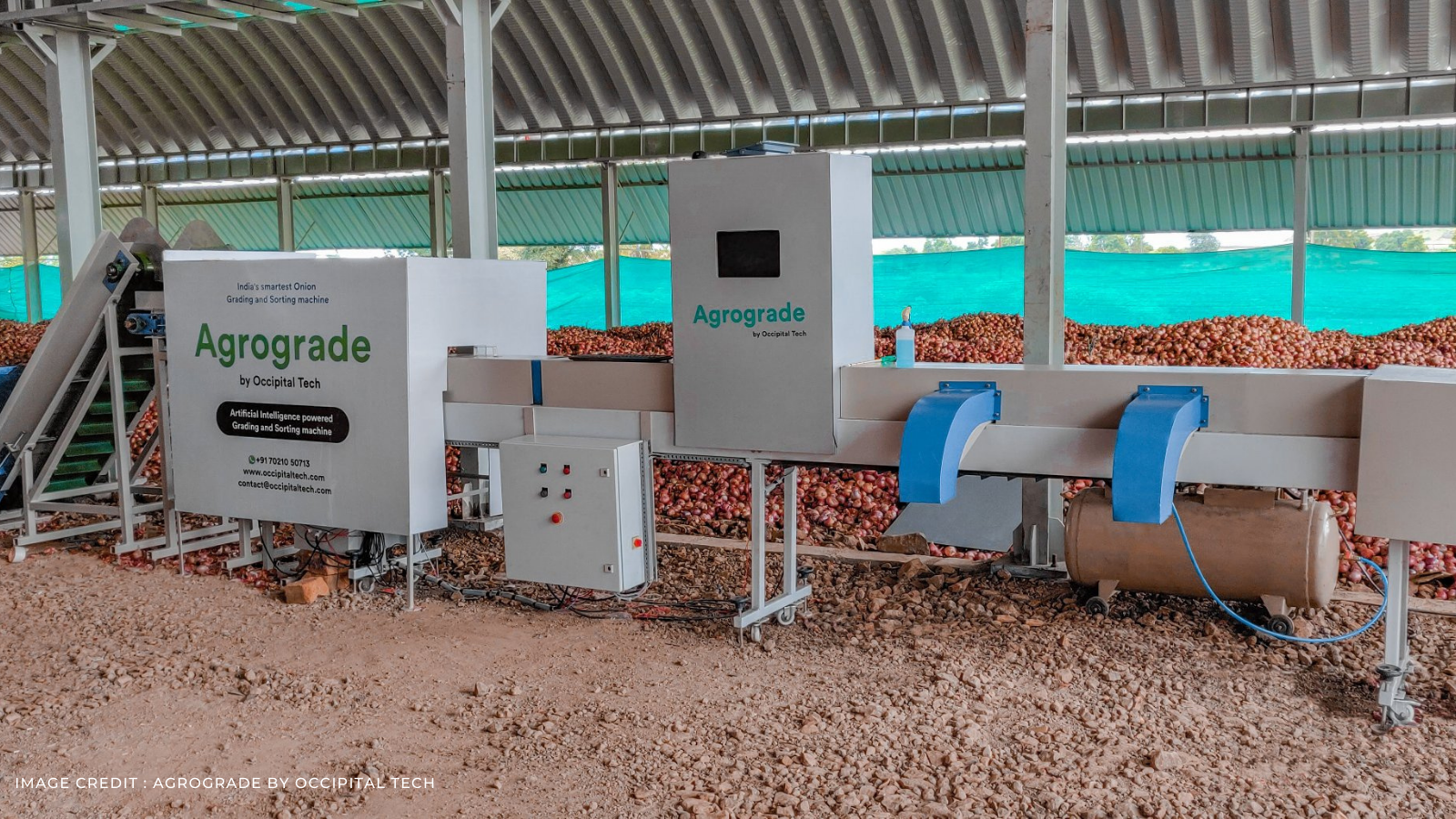 Read more about the article Agrograde – Agritech Startup aims to add transparency to India's Agriculture