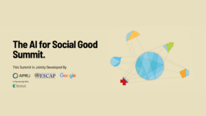 AI for Social Good Summit (image credit : APRU)
