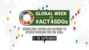 SDG global week