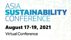 SCMP Asia Sustainability Conference 2021