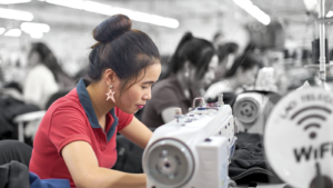 Black friday and garment workers around Asia (image credit : ChangeMakr Asia)