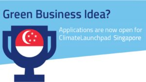 green business idea Climate Launchpad
