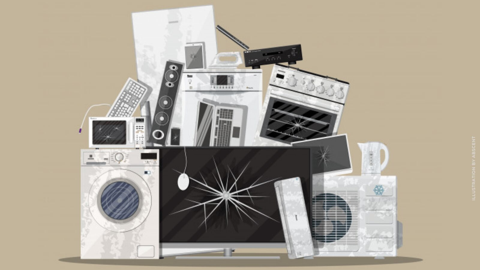 Read more about the article Can We Really Do Something About E-waste Massive Problems ?