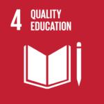 SDG 4 icon