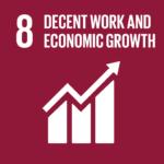 SDG 8 icon