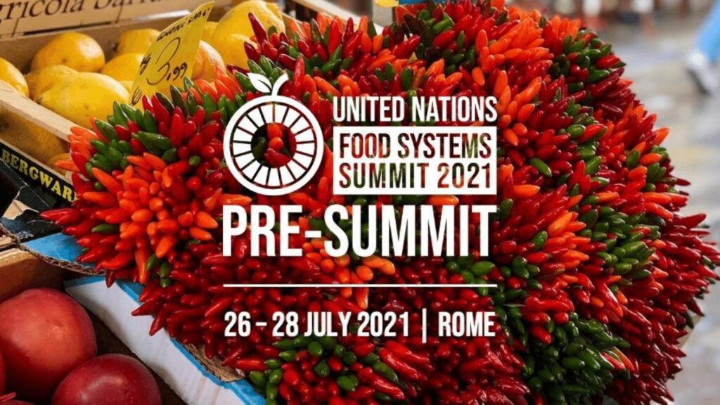 Food System Pre Summit 2021