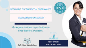 Food waste course LigthBlue Consulting