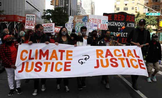 Climate crisis and inequality