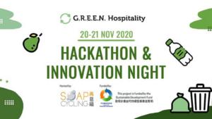 Green Hospitality Hackathon Hong Kong 2020