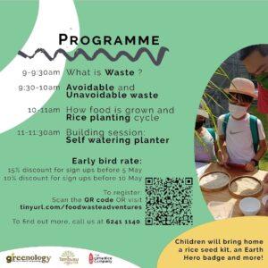 Greenology Academy Programme