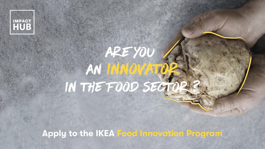 Ika Foundation x Impact Hub