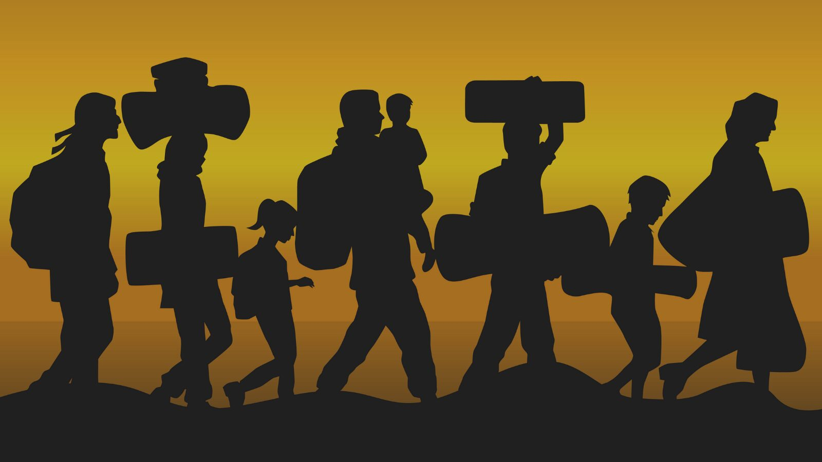Read more about the article International Migrants Day 2020 : Covid-19 Mayhem and Global Migrant Crisis