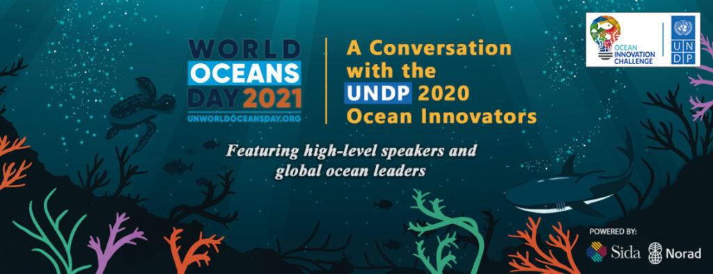 UNDP World Oceans Day 2021